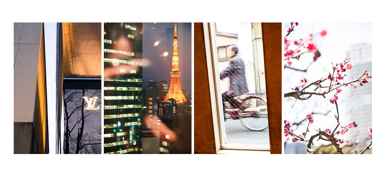 2FILLES IN TOKYO, JAPAN! PART II, by Carine