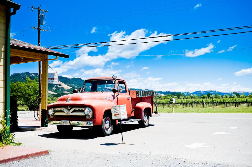 Wine Country, Sonoma California