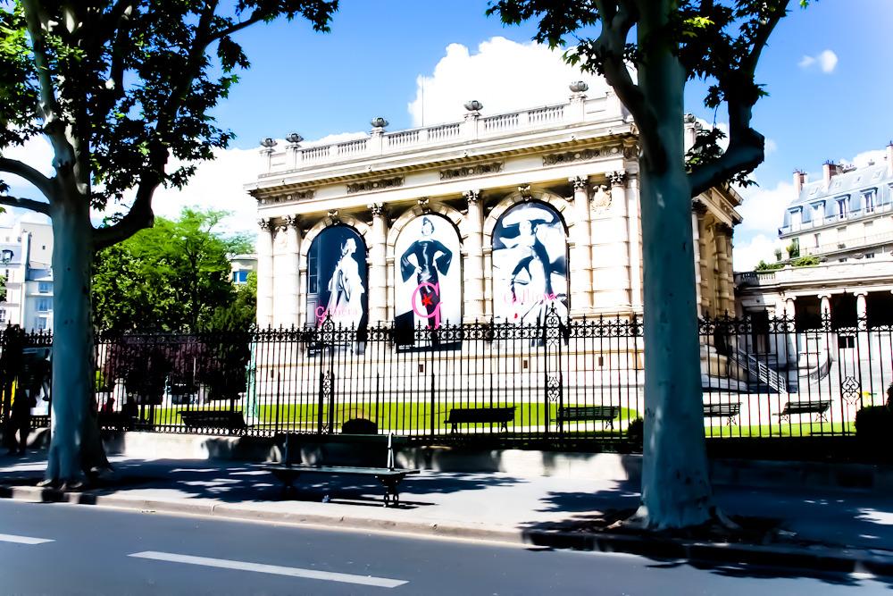 Musee de la Mode, Paris