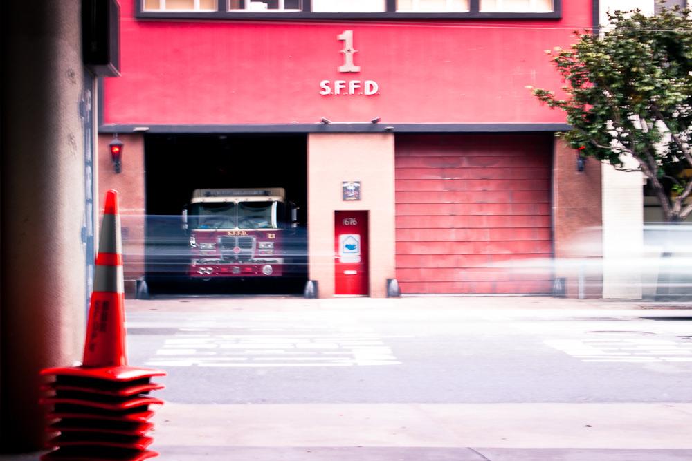SFFD #1, San Francisco