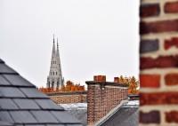 Sur les toits, Paris 7