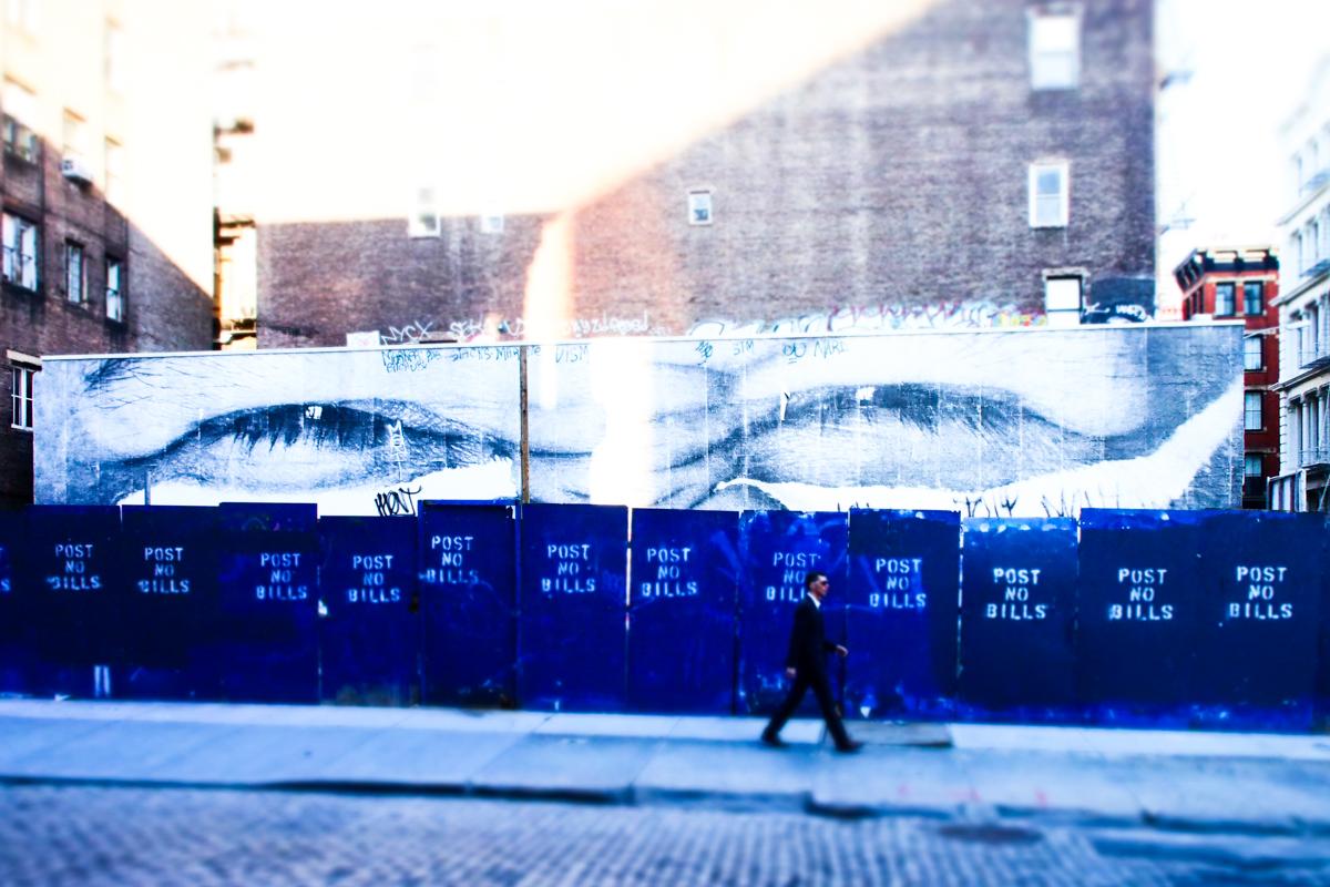 JR LOVE, WOOSTER STREET, SOHO - NYC