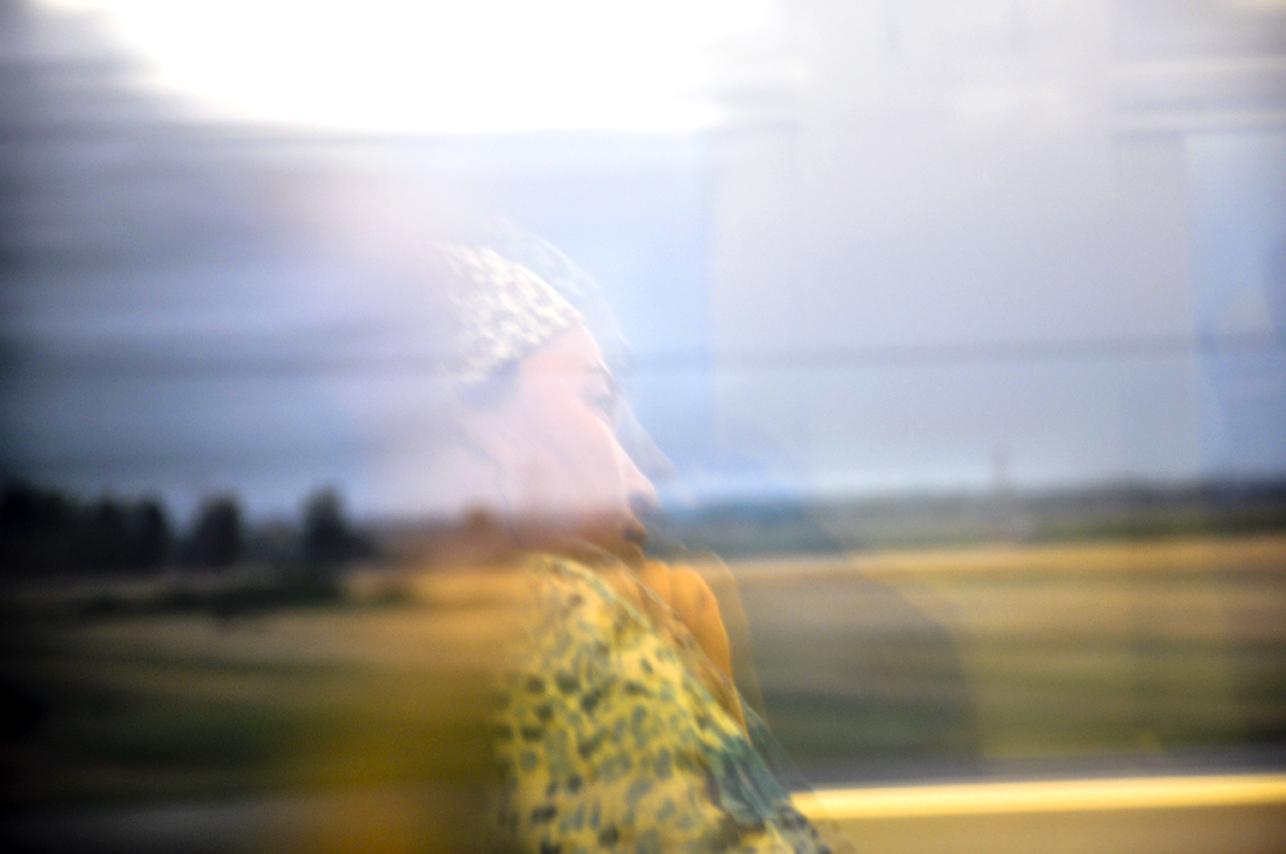 DANS LE TGV, OUZBEK