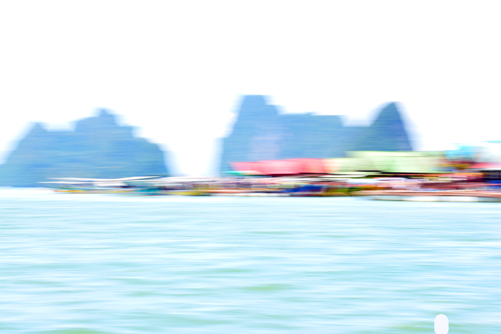 PHANG NGA, THAILANDE by Veronique