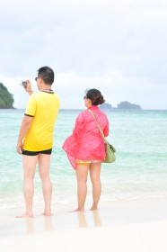 Touristes, THAILANDE by Véronique