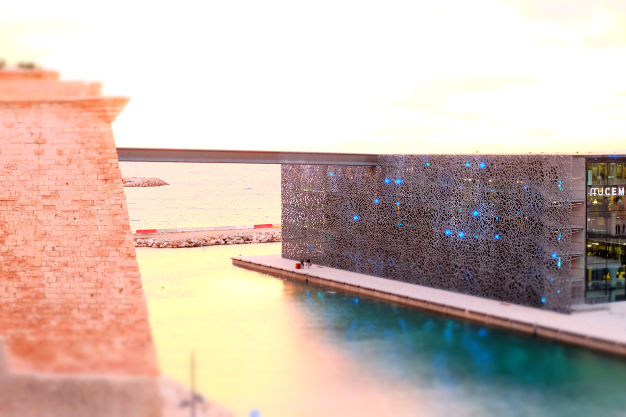 MUCEM, MARSEILLE by Véronique