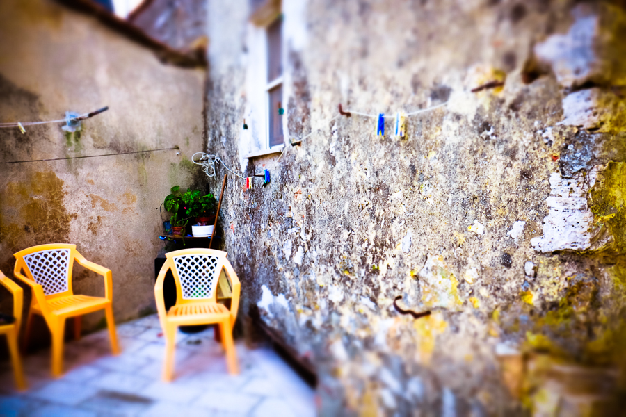 OFF TIME, SEMPRONIANO ITALY by Carine