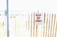 KEEP OFF #2, FIRE ISLAND, by Carine