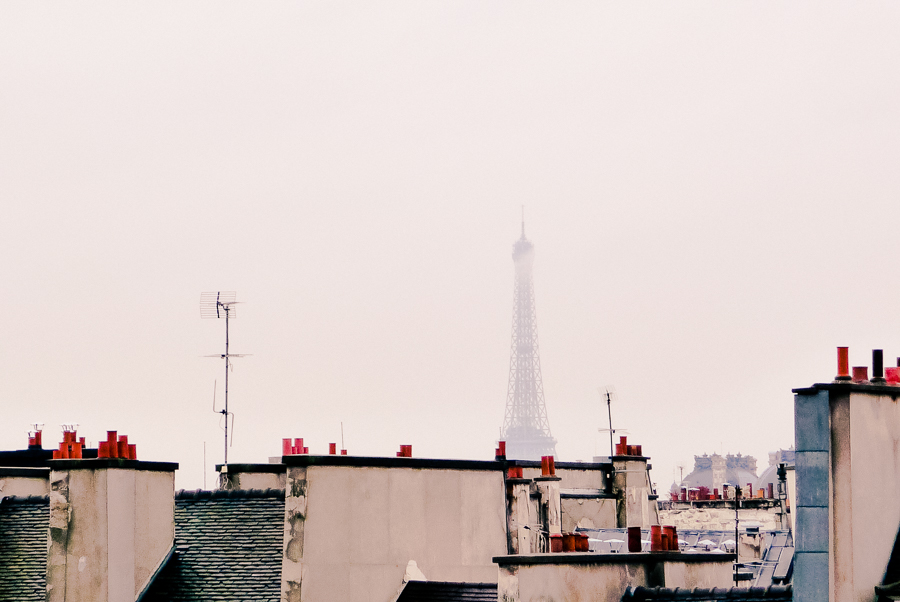 PARIS by Carine