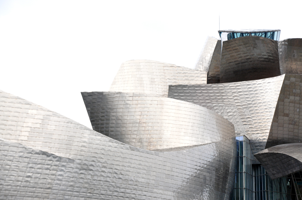 GUGGENHEIM, BILBAO by Véronique