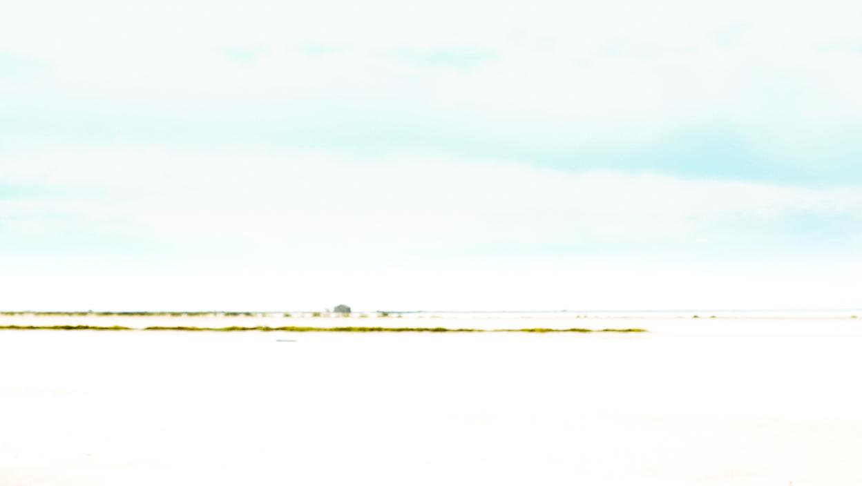 SALINES, CAMARGUE by Carine