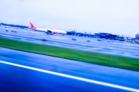 FLYING TO SAN FRANCISCO by Carine