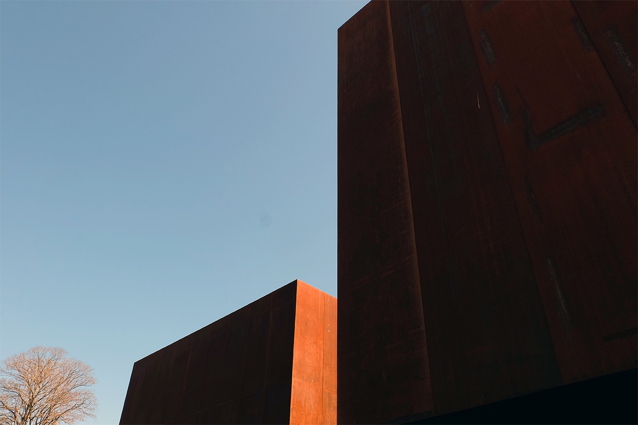 MUSEE SOULAGES, RODEZ by Véronique