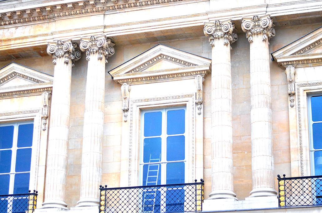 PALAIS ROYAL, PARIS by Véronique