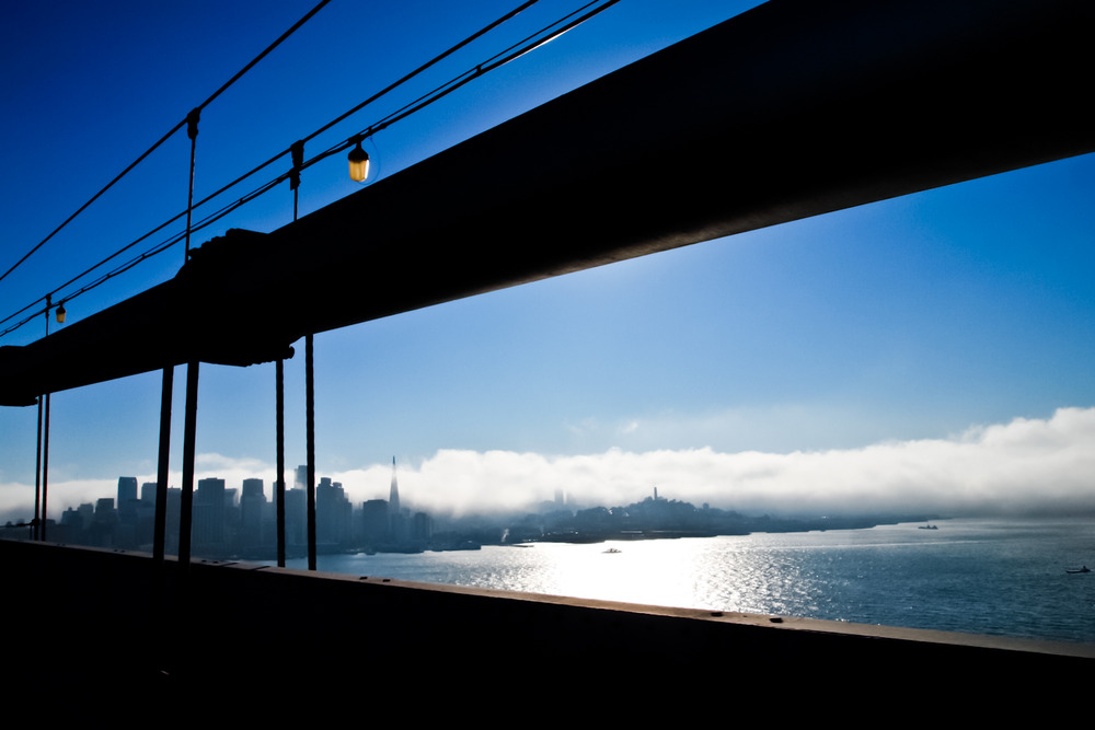 Fog, San Francisco