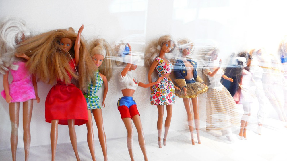 BARBIES BELGES