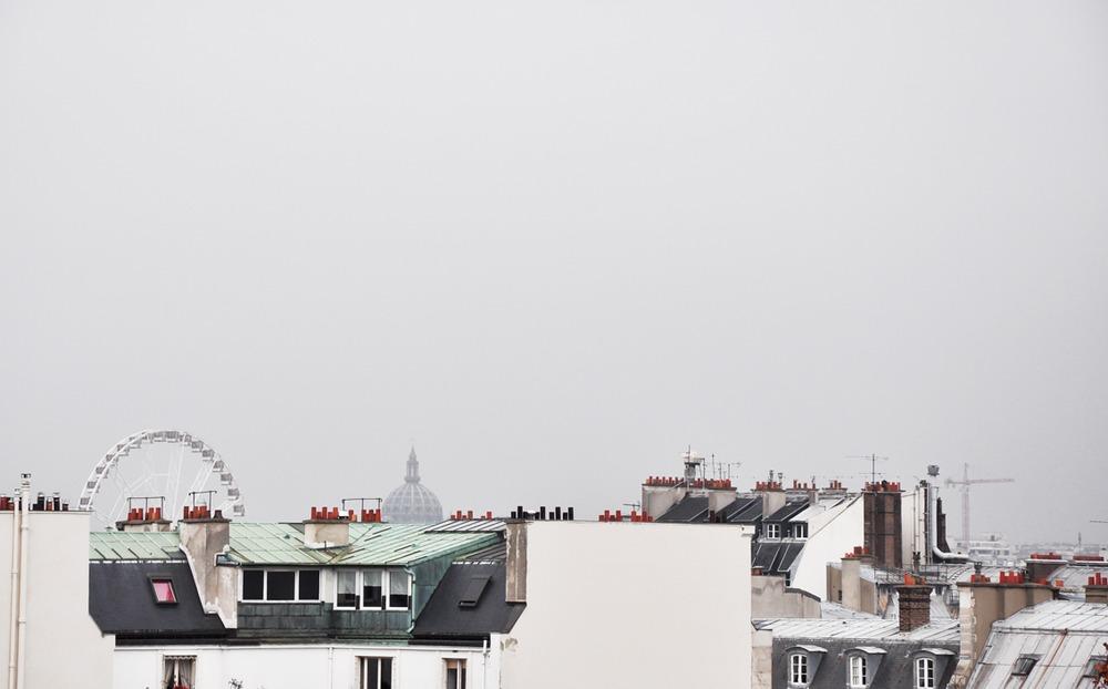 TOITS, PARIS