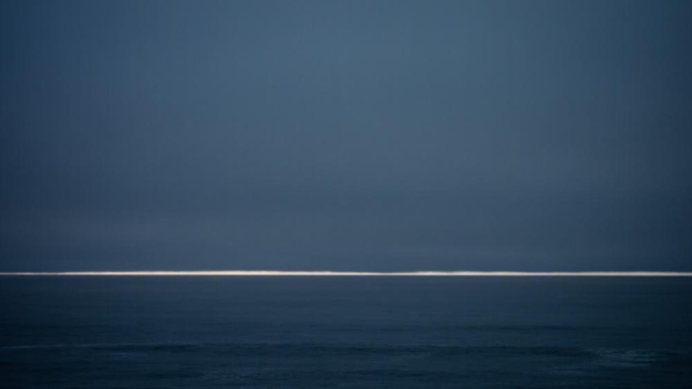 BLEU GRIS - HALF MOON BAY, CALIFORNIA