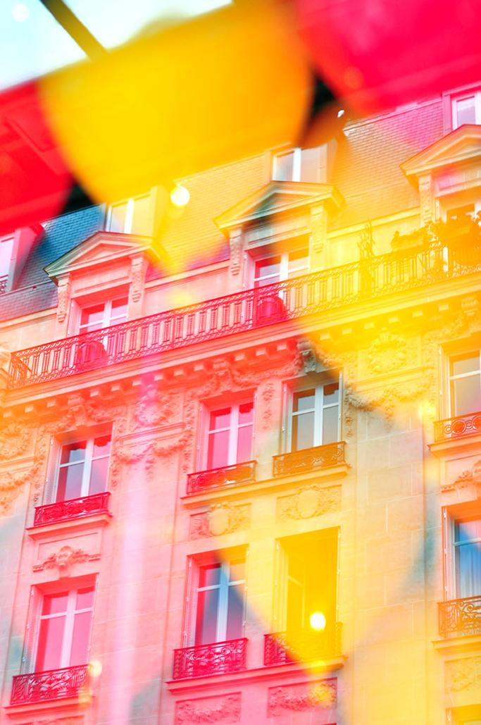 BON MARCHE, PARIS by Véronique