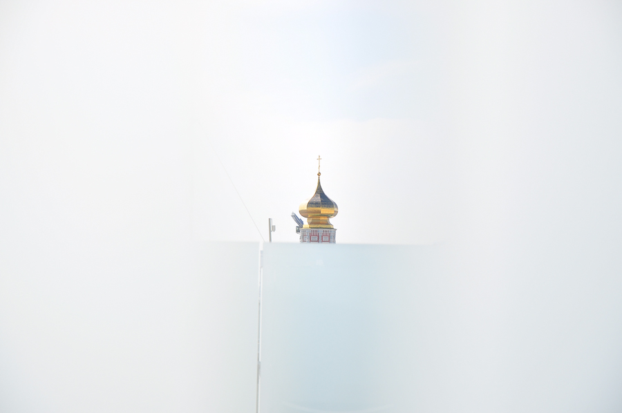 MOSCOU, RUSSIE by Véronique