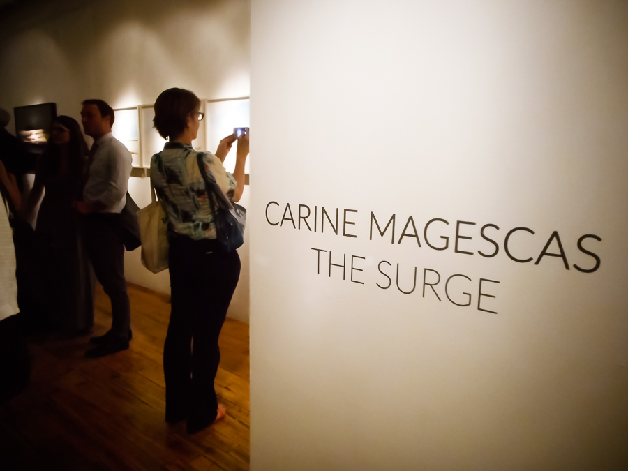 CARINE's EXHIBITION by Thomas