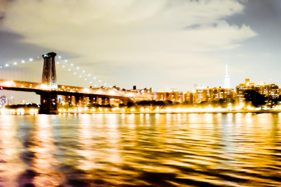 NEW YORK SKYLINE  by Carine