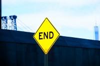 THE END, BROOKLYN by Carine
