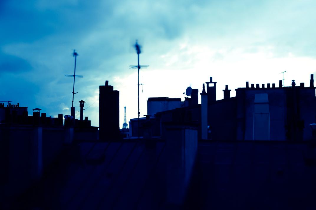 PARIS, ENFIN by Carine
