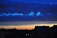 DE MA FENETRE, PARIS 7 by Véronique