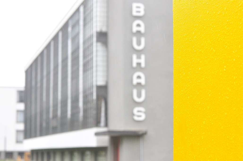 BAUHAUS, DESSAU, DE by Véronique