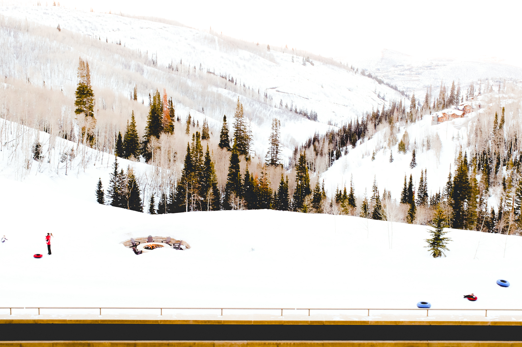 DEER VALLEY, UTAH by Carine