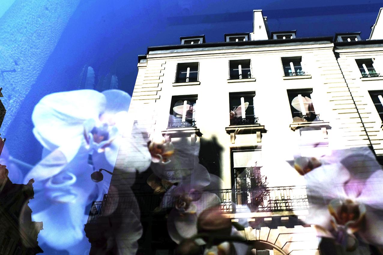 RUE DE BABYLONE, PARIS by Véronique