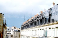 AUTOMNE, PARIS by Véronique
