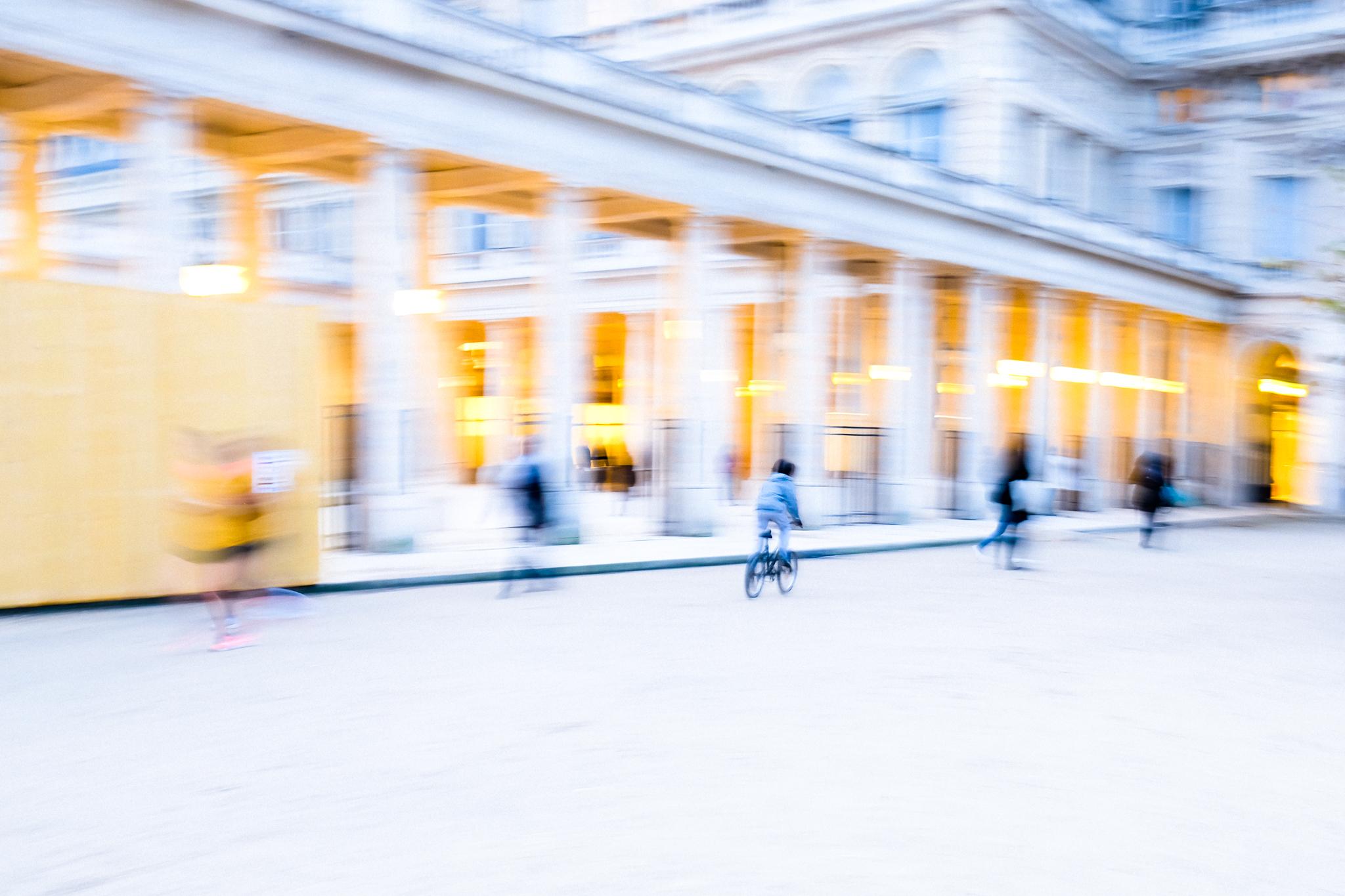 PALAYS ROYAL, PARIS by Carine