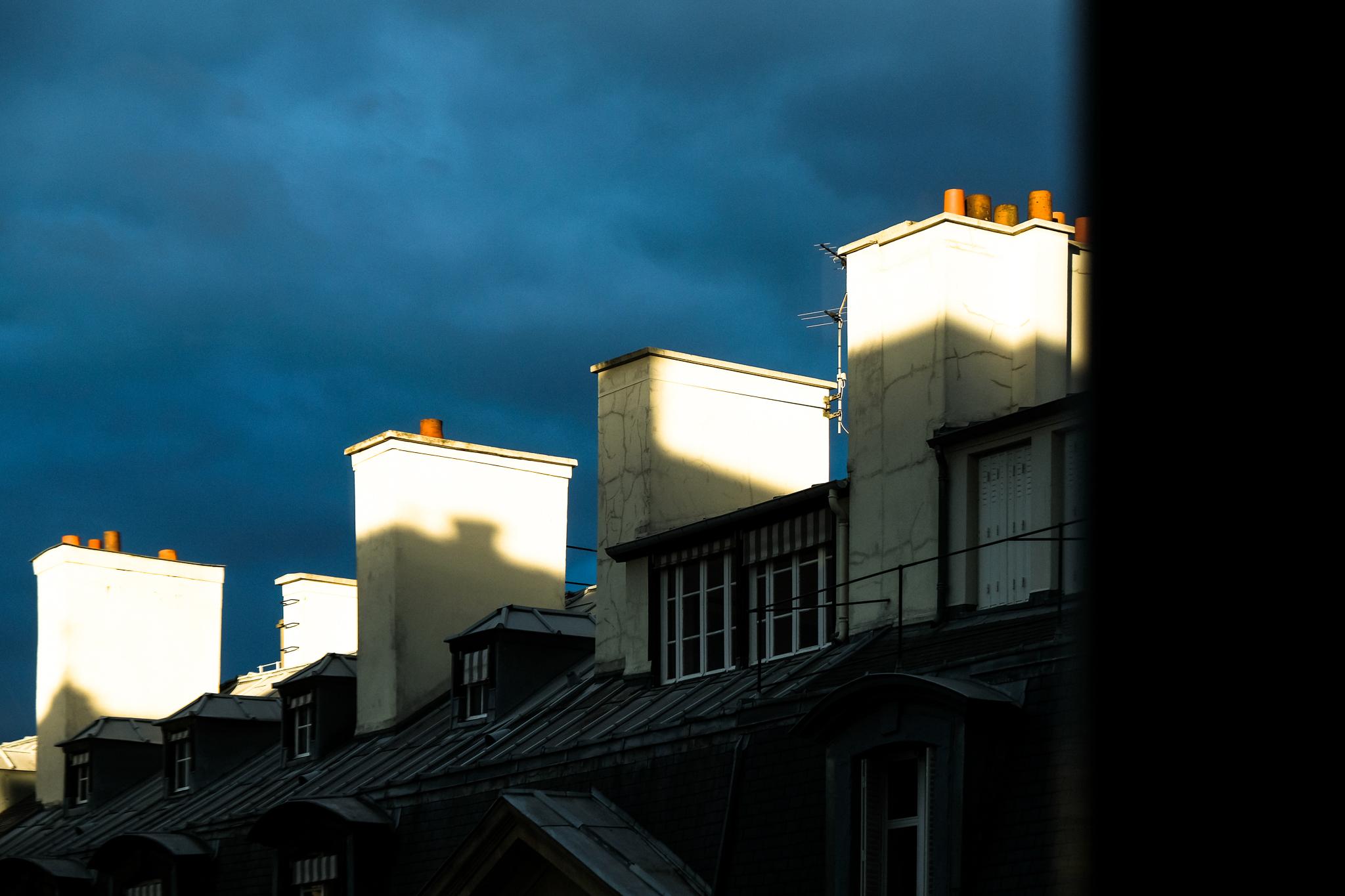 GRAND HOTEL du PALAIS ROYAL, PARIS by Carine